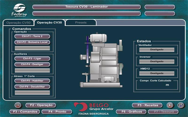 factory solutions  u2013 automa u00e7 u00e3o industrial portf u00f3lio
